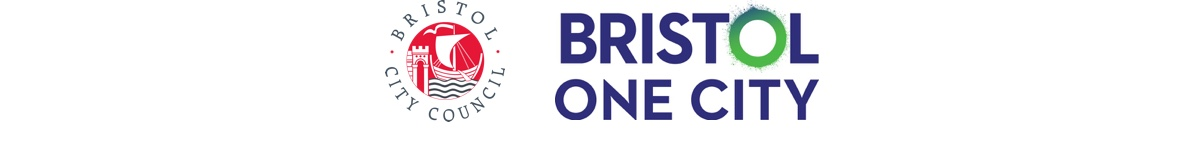 Bristol City Council and Bristol One City logos